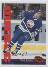 1994 Classic #98 Rene Corbet Cornwall Royals (QMJHL/OHL) Aces (AHL) Hockey Card