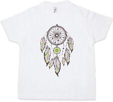 DREAMCATCHER III Kids Boys T-Shirt Apache dream catcher asabikeshiinh Native