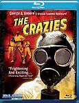 The Crazies, Blu-ray, George A. Romero, OOP!!!