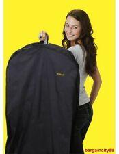 Lrg Clothing Dust Protective Garment Cover Bag Suit Dress Coat Clothe Blk KORJO