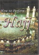 English Movie How to Perform 3omra & Hajj Pillar of Islam: Ramadan All Zone DVD