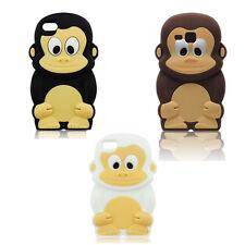 ^ Silikon Schutzhülle Affe Monkey Gorilla Samsung Galaxy Trend S7580/Duos S7562