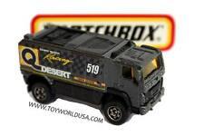 2010 Matchbox #93 Desert Endurance Desert Thender V16 small rims