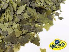HERONS Multi Vegetable Flakes with Spirulina PREMIUM TROPICAL FISH FOOD