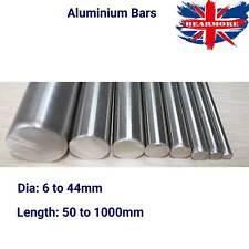 Round Aluminium Bar Rod Small Large Circular Size Length Cylinder Lathe Turning