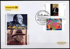 BRD 2003: Gemälde! Post-FDC der Nr 2315+2316 mit Berliner Ersttagsstempel! 1604