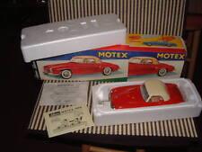 SCHUCO-MOTEX LTD/NUMBERED TIN CLOCKWORK REPRODUCTION MERCEDES BENZ 190 SL # 1088