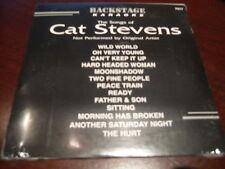 BACKSTAGE KARAOKE 7917 CAT STEVENS CD+G SEALED on sale