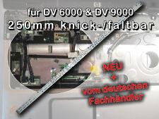 Nuevo + + 2x trozo + + dv6000/dv9000 25cm AWM e118077 2896 80c vw-1, cable plano