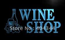 New Open Wine Shop Bar Pub Club Nr Led Neon Light Sign Home Decor Shop Crafts