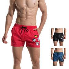 Men's Label Relax Board shorts Beachwear Fashion fitness 3 cut shorts