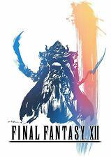 Final Fantasy Art Print / Poster, A4 / A3 Size