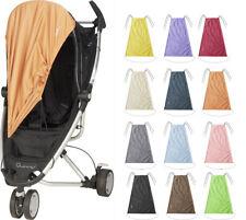 violett 449850 Playshoes Sonnensegel für Kinderwagen