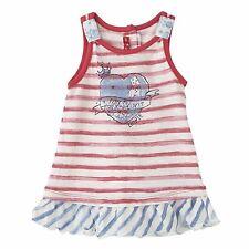 CHIPIE Baby Kleid  Logo Hund Glitzer pink blau Streifen 62 68 87 80 86 92 98 NEU