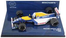 Minichamps williams renault FW14 1991-ricardo patrese échelle 1/43