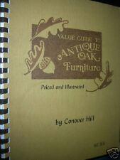 Value Guide Antique Oak Furniture  Book