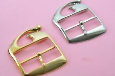 Lustige Gürtelschnalle Schnalle für 60 mm Breite, Silber oder Gold, 80er Jahre