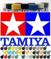 Tamiya Pintura Acrílica Modelo X-1 a X-35 en frascos de 10ml