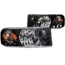 NEW Anzo USA Headlight Assembly Dodge Ram 3500 2500 1500 Fast Free Shipping vf