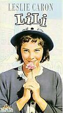 LILI (1953 Musical) Leslie Caron & Mel Ferrer - NEW SEALED - Very Rare VHS !!