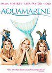Aquamarine (DVD, 2009, Dual Side) NEW