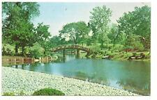 SAINT LOUIS MO Shaw's Japanese Garden Seiwa-En Vtg St