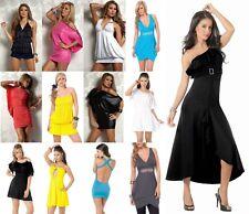 Lot NWT Sexy Clubwear Ultra Mini Dress Top Party Dance Exotic Rave S M L XL