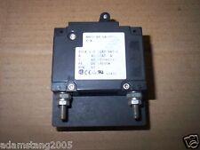 NEW HEINEMANN AM2S-B8-LA-07-H-A 2 pole 40 amp 80v volt circuit breaker