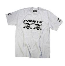 Pirate T-Shirt Gey Man, Pirat, Skull, Gothic,
