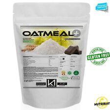K1 Nutrition Oatmeal + 1 kg Farina d avena Aromatizzata SENZA GLUTINE