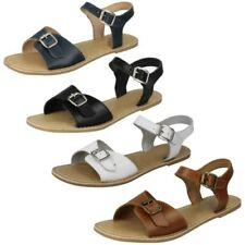DONNA LEATHER COLLECTION sandali con cinturino alla caviglia