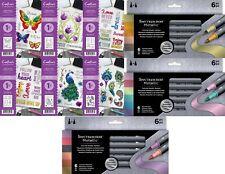 Crafters Companion - Spectrum Noir - NEW Sheena Metallic Marker & Stamps Choice