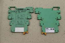 PHOENIX CONTACT Relais Sockel relay socket 2966058 PLC-BSC-24DC/1/ACT 24V #ZH