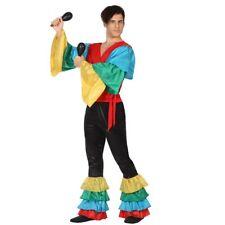 Samba Tänzer Luiz Kostüm 3281v