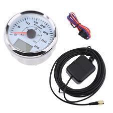 Compteur de Vitesse GPS Numérique Rétroéclairage 85mm