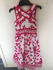girls dresses pre-owned Dresses SIZE 4  Dora dress,pink dress,flower dress