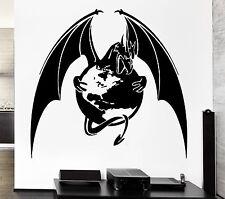 Wall Decal Dragon Mythology Movie Fantasy Monster Cool Interior (z2705)