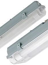 LED Leuchte Feuchtraumleuchte Wannenleuchte Wannenlampe Neonlampe Neonröhre IP65