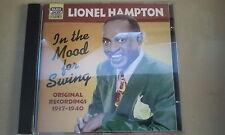 CD--LIONEL HAMPTON--IN THE MOOD FOR SWINGING--- ALBUM