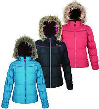 Dare2b Emulate Ski Jacket Girls Waterproof Insulated Coat