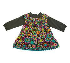 TUC TUC Baby Mädchen Set 2-teilig Kleid und Langarm-Shirt mit Blumen Gr. 74 86