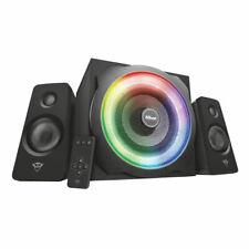 TRUST GXT 629 Tytan 2.1 RGB Speaker Set Lautsprecherset Beleuchtung
