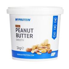 MyProtein Peanut Butter 1000g Erdnuss Erdnussbutter Aufstrich Fettsäuren 1kg