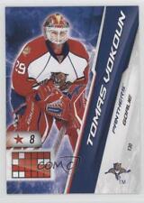 2010-11 Panini Adrenalyn XL #130 Tomas Vokoun Florida Panthers Hockey Card