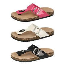 Donna f10295 Sandali infradito sandali da Spot On retail PREZZO