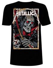 Metallica 'Death Reaper' (Black) T-Shirt - NEW & OFFICIAL!