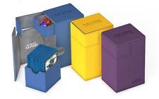 ULTIMATE GUARD FLIP'n'TRAY XENOSKIN™ Deck Case Boxes 80+ - Various