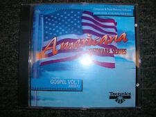 Technics Keyboard & Piano Americana Software – Gospel Vol. 1