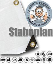 STABOPLAN 260g/m² Abdeckplane Bootsplane Schutzplane reißfest, wasserdicht, abso
