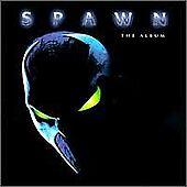 Various Artists : Spawn: The Album CD (1997)